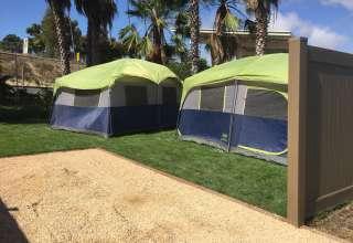 Camping in Oceanside??