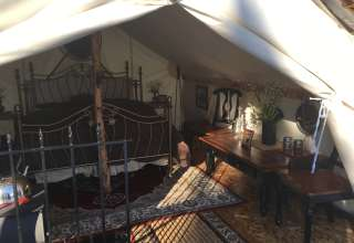 The Cattolico Tent