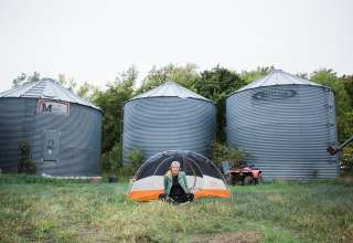Creek Bins Fortress Camp