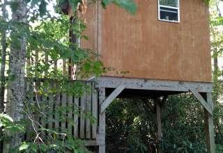 Western NC Treehouse