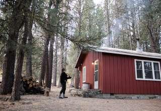 Squirrelville Cabin