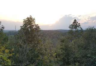 Primitive Foothills Camping