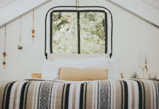 Glamping in NH