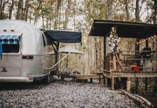 Relax & Dream in an Airstream