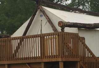 Glamping At Paris Landing