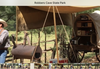 Robbers Cave Stables