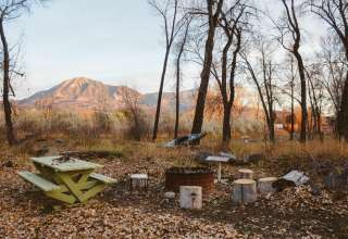 Riverwalk Yurts