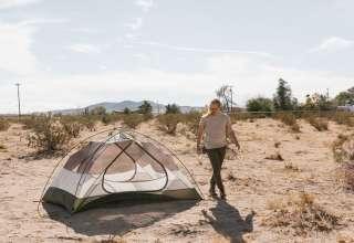 Joshua Tree's Best Camp/F-Bath