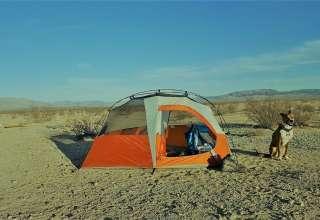 Twentynine Palms Camping