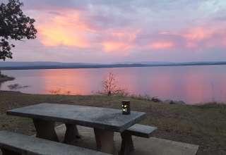 Wister Lake