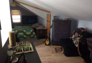The Loft Inside the Big House