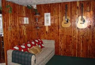 A Taste of Alaskan Cabin Life