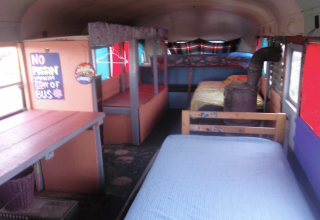 Bus House Hostel