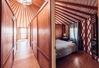 Luxury Yurt & Panoramic View