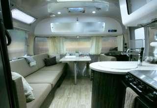Urban Airstream Living