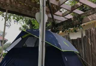 Camping In The Alamo City