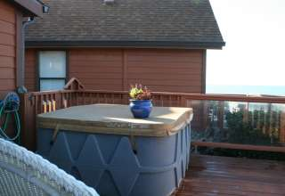 Brookings Beach Front Cabin