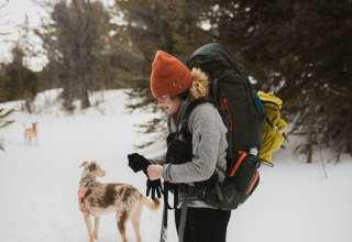 Caribou Hut & Tent Camping