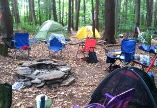 Mountain Creek Camping