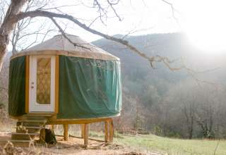Yurt with Amazing View!