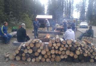 Alaskan Stoves Campground