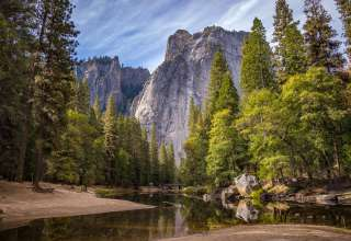 Frog Hollow of Yosemite
