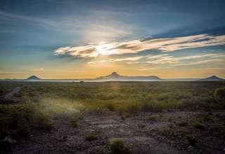 Los Alamos Ranch Big Bend Texas