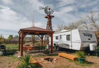 Coral Pink Ranch Cowboy Camp