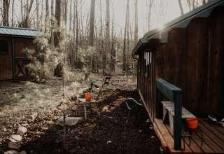 Lumberjack Cabin!