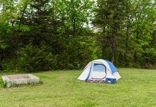 Primitive Camping Farm