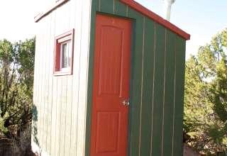Pinyon Pine Yurt