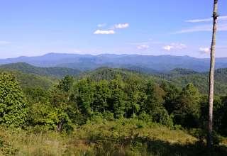 Top of Haw Ridge
