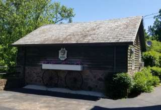 Living Spring Farm Cabin