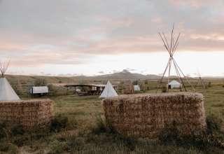Big Quiet Cowboy Camping