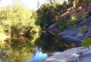 Cosumnes River Camping Canyon
