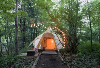 The Eco Camp | Oak Openings