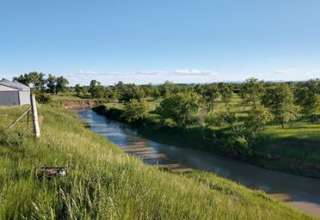 Horse Creek on 5G Farm