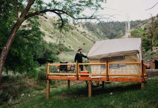 7U Ranch Relaxing Retreat