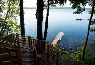 1921 Trapper Cabin, Swan Lake