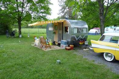 Best camping in and near letchworth state park for Sampson state park ny cabins