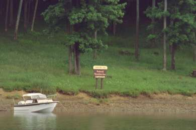 Handsome Lake Boat Access Campground