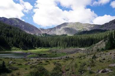 Laguna Larga Campground