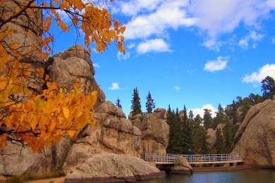 Legion Lake Campground