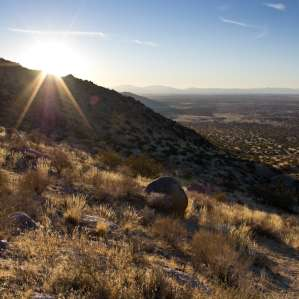 Saddleback Butte