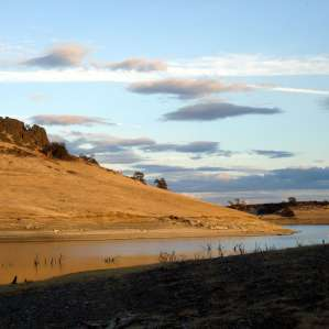 Black Butte Lake