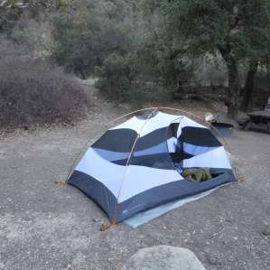 Wheeler Gorge Campground in Los Padres California Yep this
