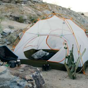 Sky Camp, Joshua Tree