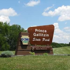 Prince Gallitzin State Park