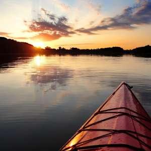 Lake Ahquabi State Park