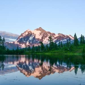 Mount Baker-Snoqualmie National Forests